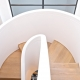 Fibbonacci Staircase - Putney House Renovation