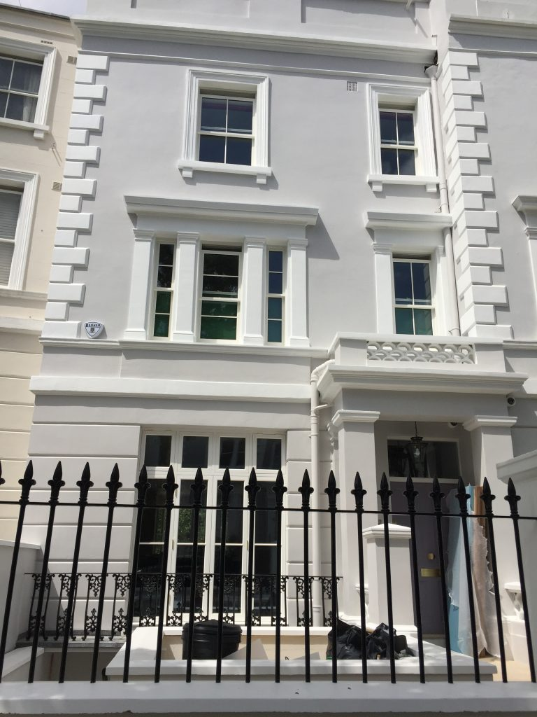 Notting Hill townhouse - exterior