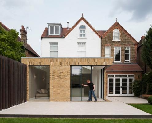 Putney Kitchen Extension - Exterior