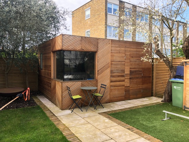 Garden Office Shed / Pod - Home Counties