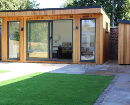 Garden Room / Office Shed